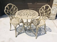 Patio Table & Chairs Humble, 77396