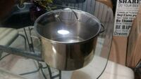 stainless steel and black electric kettle Edmonton, T6H 1J4
