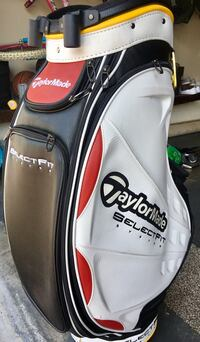 Unused brand new Taylor Made Select Fit Golf Bag Anaheim, 92806