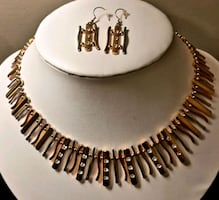 Absolutely Gorgeous Fifth Avenue Collection Jewelry Set!