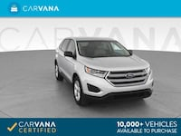 2015 Ford Edge suv SE Sport Utility 4D Silver  Fort Myers