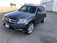 Mercedes - GLK - 2012 Maple Ridge