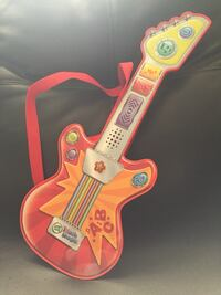 Leap Frog touch musical guitar Toronto, M6E 4X4