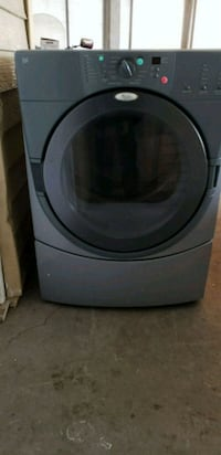 white front load clothes washer Kearns, 84118