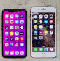 Iphone XR AND 8