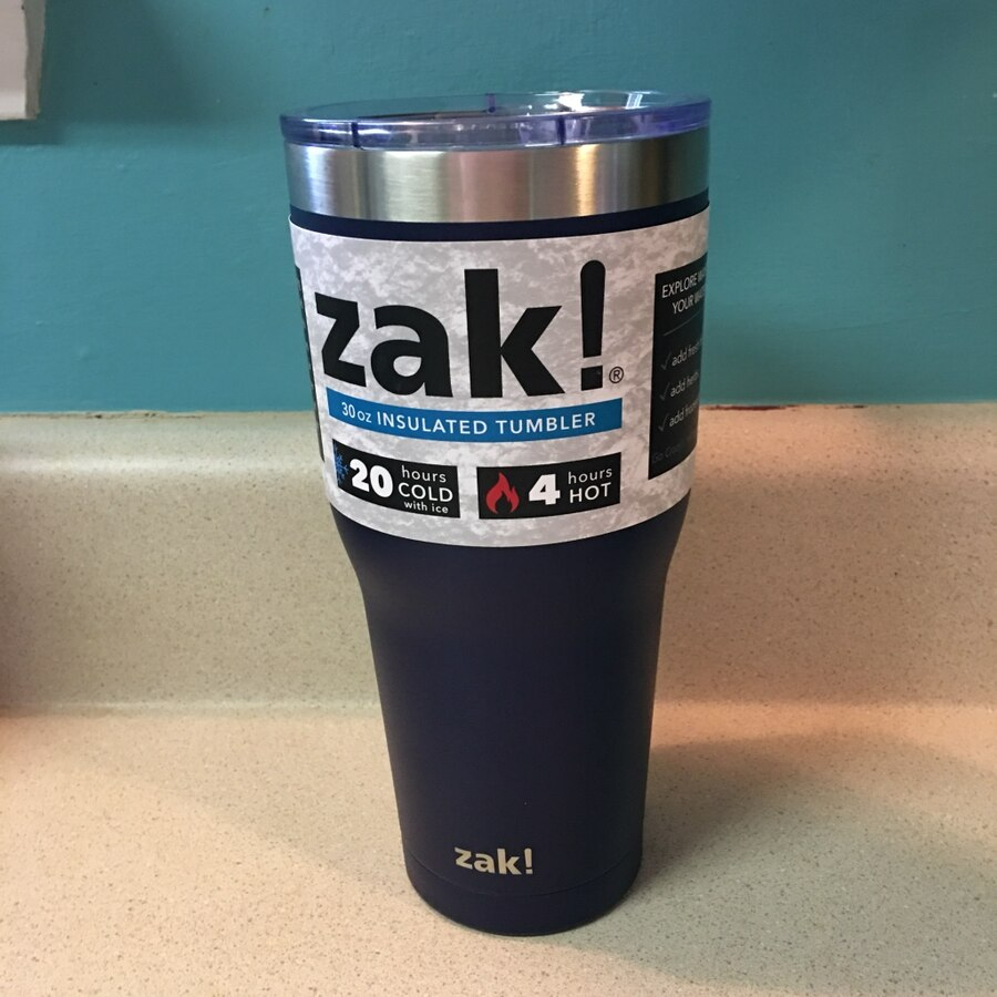 Photo Zak 30 oz Double Wall Stainless Steel Tumbler