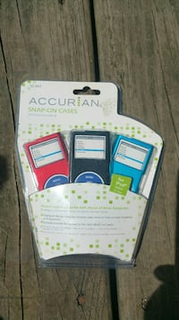 Accurian Snap On Cases For I-pod Nano  Roseville, 48066
