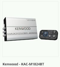 2018 Kenwood Bluetooth Mini Amp! West Columbia, 29170