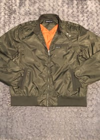 Men's Members Only Jacket Paid $120 Size L New!