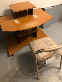 Study Table and Chair