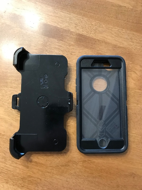 Otter box defender case for iphone 7