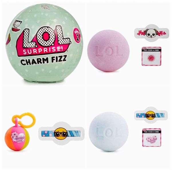 Used Lol Surprise Dolls Charm Fizz For Sale In Fountain Valley Letgo