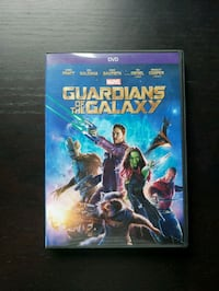Gaurdians of the Galaxy dvd Vienna, 22180
