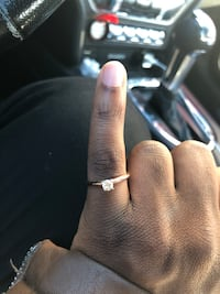 Diamond Engagement Ring - Great Condition