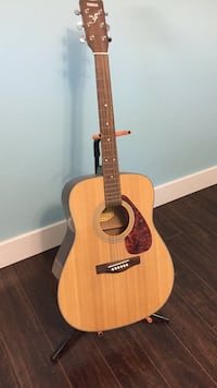 Guitar with stand  Surrey, V4N 2Y7