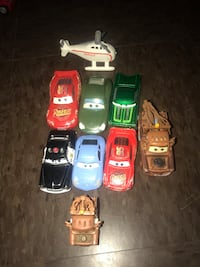 LOT OF CARS'S CARS