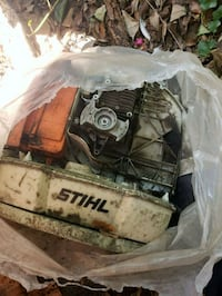 Stihl blower can be used for parts  Alexandria, 22312