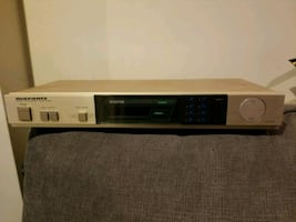 Marantz digital tuner radio