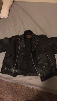 real leather jacket.  i just have no need for it.  like  new Tucson, 85730