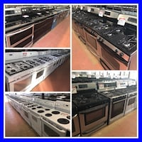 Electric or gas stoves 15%