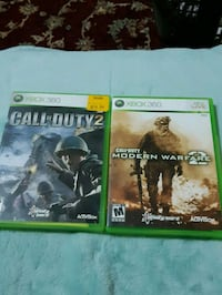 XBOX 360 Call of Duty  Vancouver, V6P 4G5