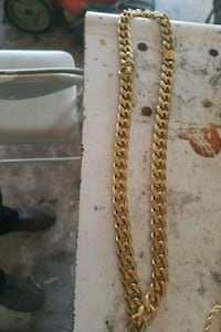 Gold plated Chain 1457 mi