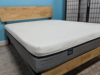 Lull Queen Size Mattress  Bakersfield, 93311