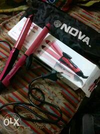 Nova hair straightener New Delhi, 110092