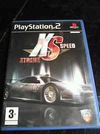 PS2 XS Speed Xtreme Barcelona, 08002