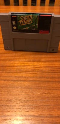 SUPER TENNIS SNES SUPER NINTENDO GAME Toronto, M1S 1V8