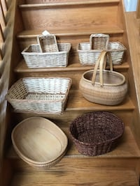 Baskets assorted Brick