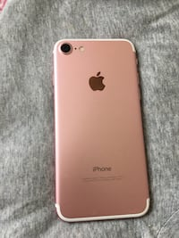 Unlocked iPhone 7 128gb  536 km
