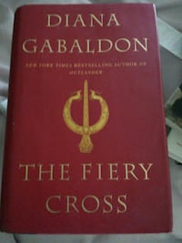 Hard cover of The Fiery Cross  Mississauga