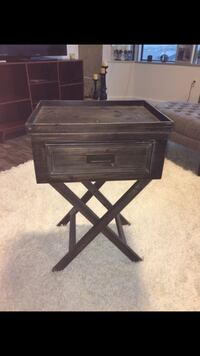 Side table from Kirkland's  Alexandria, 22302