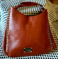 women's brown leather sling bag San Diego, 92122