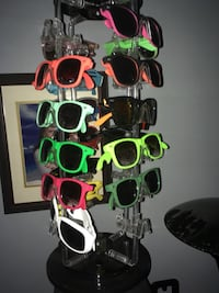 Glasses. Make an offer ALL MUST GO ASAP individually OR package deal SPINNING GLASSES RACK AS WELL MUST GO! Davie, 33325