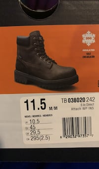 Timerland boots size 11.5