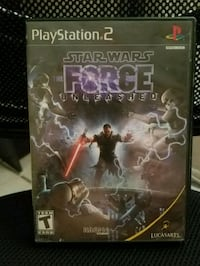 STAR WARS FORCE UNLEASHED PS2 Phoenix, 85032
