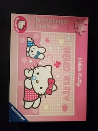 PUZZLE HELLO KITTY Province of Pesaro and Urbino