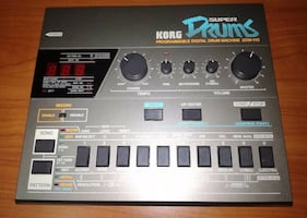 Korg Vintage Programmable Digital Super Drums