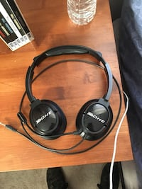 Xbox one head set with mic, used but works perfect. I sold my Xbox so I have no need for these. Clear Brook, 22624