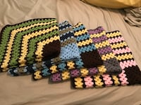 Baby blankets. Hand crocheted Great Falls, 59405