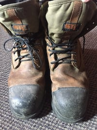 Men's Steel Toe work boots  Simcoe, N3Y 1E4