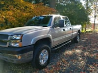 2004 Chevrolet Silverado 2500HD Salem, 97317