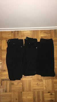 black pants, leggings and jeans Mississauga, L5N