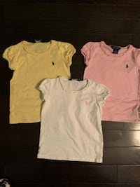 Toddler Ralph Lauren T-shirts Vaughan, L6A 4L4