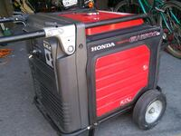 2018 Honda whisper generator eu6500is Redding, 96002