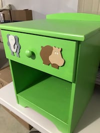 IKEA toddler night stand Dover, 17315