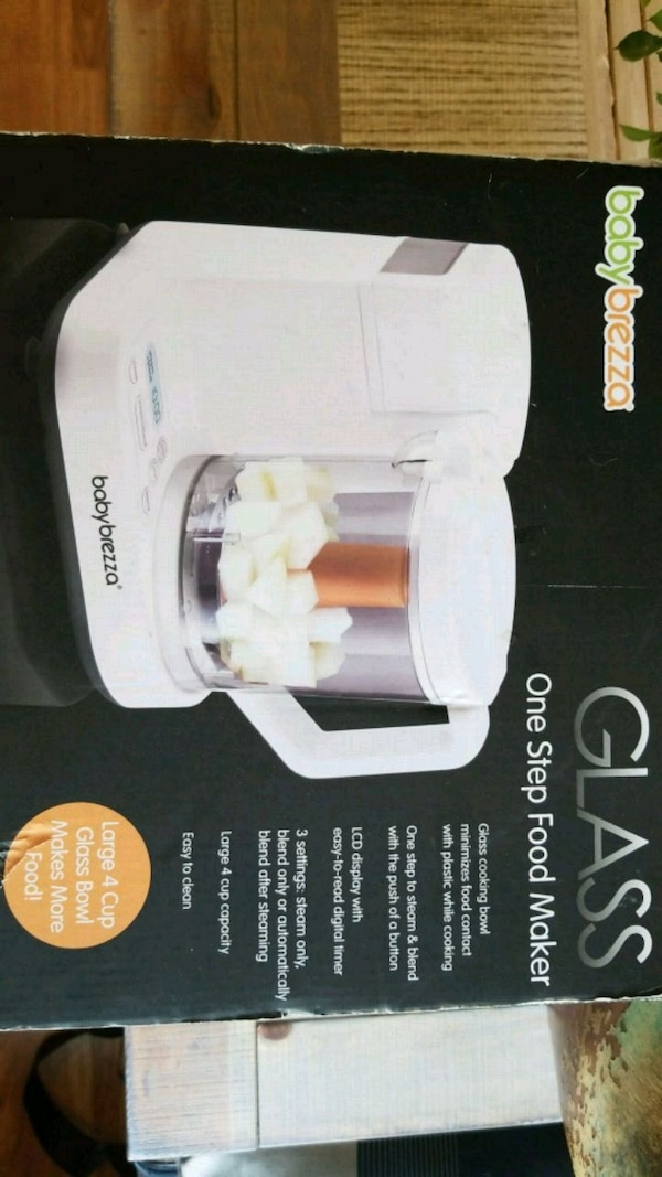Baby food processor - never used