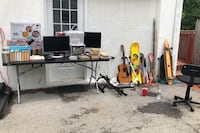 Yard sale today 12-4 to sunday 14 timbery dr goshen